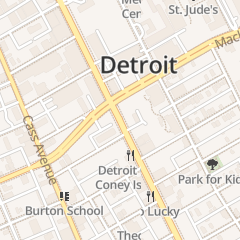 Directions for Victory Praise and Worship Center in Detroit, MI 4703 E Seven