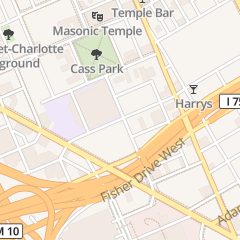 Directions for CASS Technical High School in Detroit, MI 2501 2Nd Ave