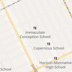 Directions for Immaculate Conception Ukrainian Catholic Church in Hamtramck, MI 11700 Mcdougall St