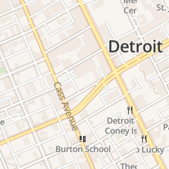 Directions for Power 96 - Request Line in Detroit, MI Request Line