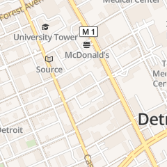Directions for Mosaic Church of Detroit in Detroit, MI 80 W Alexandrine St
