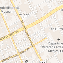 Directions for The Episcopal Diocese of Michigan in Detroit, MI 4800 Woodward Ave