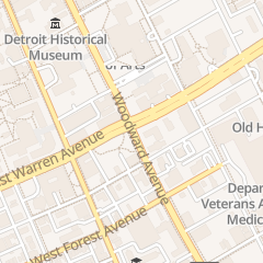 Directions for The Potato Place in Detroit, MI 7 W Warren Ave