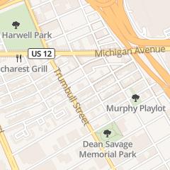 Directions for St Cece's Pub in Detroit, MI 1426 Bagley St