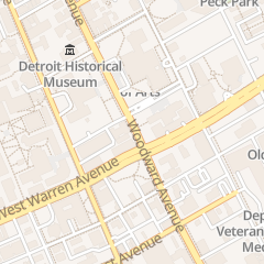 Directions for Chase in Detroit, MI 5057 Woodward Ave Rm 1