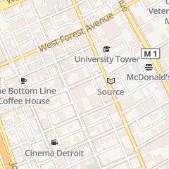 Directions for Traffic Jam & Snug Restaurant in Detroit, MI 511 W Canfield St