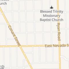 Directions for Dominion Faith Ministries in Detroit, MI 3648 Stockton St