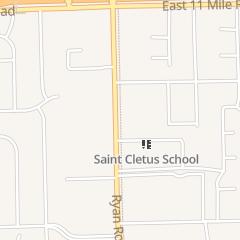 Directions for St Josaphat Banquet Centre in Warren, MI 26440 Ryan Rd