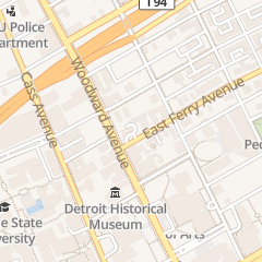Directions for Treasure Press Publishing in Detroit, MI 5510 Woodward Ave