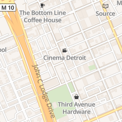 Directions for Gus Detroit in Detroit, MI 4101 3rd St