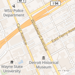 Directions for Byblos Cafe & Grill in Detroit, MI 87 W Palmer St