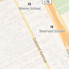 Directions for Nazarene Baptist Church in Detroit, MI 901 Melbourne St