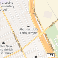 Directions for Cathedral of Hope Ministries in Detroit, MI 9101 Delmar St