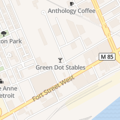 Directions for Green Dot Stables in Detroit, MI 2200 W Lafayette Blvd
