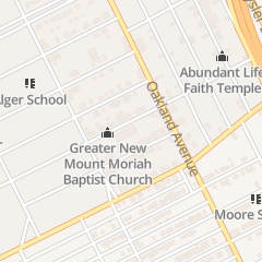 Directions for Greater New Mt Moriah Church in Detroit, MI 586 Owen St
