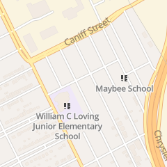 Directions for New Shiloh Baptist Church in Detroit, MI 9742 Cameron St