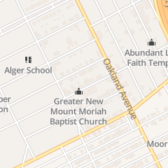 Directions for Kings Daughters Ministries in Detroit, MI 567 Owen St