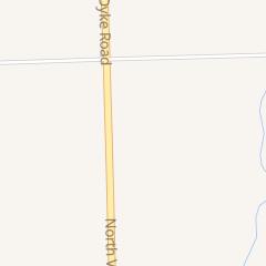 Directions for Joshua's Tree Service in Brown City, MI 4424 Van Dyke Rd