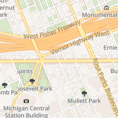Directions for Gold Cash Gold in Detroit, MI 2100 Michigan Ave Ste 7