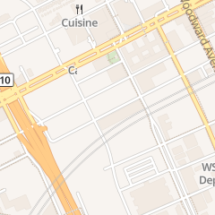 Directions for New City Presbyterian Church in Detroit, MI 684 W Baltimore St