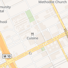 Directions for Cuisine in Detroit, MI 670 Lothrop Rd