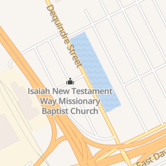 Directions for Pleasant Grove Baptist Church in Detroit, MI 13651 Dequindre St