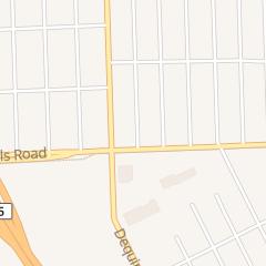 Directions for Cosmopolitan Missionary Baptist Church in Detroit, MI 17131 Saint Aubin St