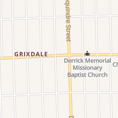 Directions for MT. Calvary Ame Church in Highland Park, MI 1800 E 7 Mile Rd