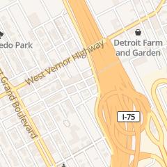 Directions for Xochimilco Restaurant in Detroit, MI 3409 Bagley St