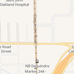 Directions for Injoy Hamburgers in Warren, MI 27116 Dequindre Rd