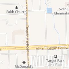Directions for AL Afendi Restaurant in Sterling Heights, MI 37180 Dequindre Rd