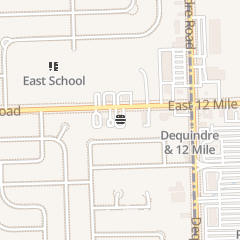 Directions for Burger King in Madison Heights, MI 1540 E 12 Mile Rd