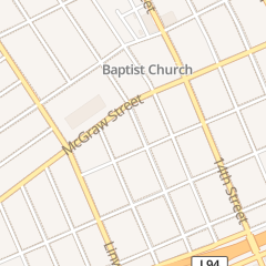 Directions for Victory Baptist Church International in Detroit, MI 5933 16th St