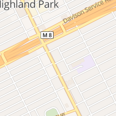 Directions for Detroit Rescue Mission Ministries in Highland Park, MI 13220 Woodward Ave
