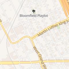 Directions for New Starlight Baptist Church in Detroit, MI 3710 Martin Luther King Jr Blvd