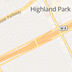 Directions for MT Olice Baptish Church in Highland Park, MI 89 W Grand