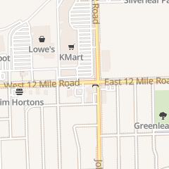 Directions for Red Lobster in Madison Heights, MI 101 W.12 Mile Road