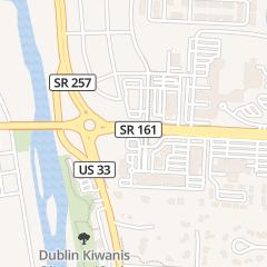 Directions for Posh Nail Company in Dublin, OH 4437 W Dublin Granville Rd