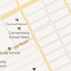 Directions for Liaison LLC FM Busin in Detroit, MI 9150 Linwood St
