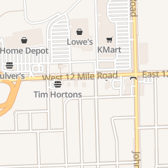 Directions for Sero's Restaurant in Madison Heights, MI 375 W 12 Mile Rd