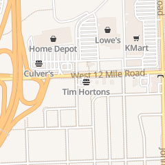 Directions for Tim Hortons in Madison Heights, MI 493 W 12 Mile Rd