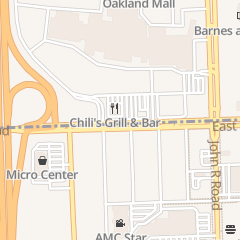 Directions for Chili's in Troy, MI 402 W 14 Mile Rd