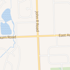 Directions for Dollar Treasure in Rochester Hills, MI 965 E Auburn Rd