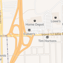 Directions for Culver's in Madison Heights, MI 700 W 12 Mile Rd