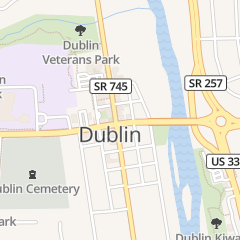 Directions for Domino's Pizza - For Delivery in Dublin, OH 8 E Bridge St