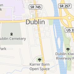 Directions for DUBLIN FAMILY HAIR & NAILS in DUBLIN, OH 91 S HIGH ST