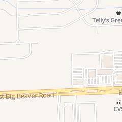 Directions for San Marino Club in Troy, MI 1605 E Big Beaver Rd