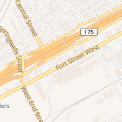 Directions for West Fort Bar & Grill in Detroit, MI 7642 W Fort St Lowr
