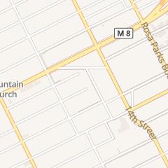 Directions for AL-Ihasan Academy in Detroit, MI 14350 Tireman St