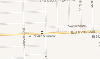Directions for Stop Spot Lounge in Ferndale, MI 1309 E 9 Mile Rd